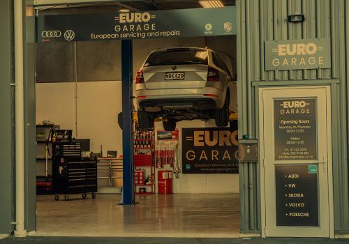 euro garage shop