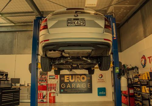 euro garage mechanic