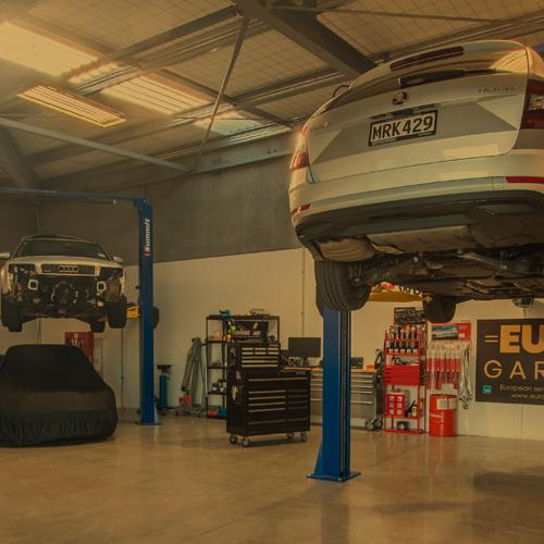 euro garage servicing skoda audi